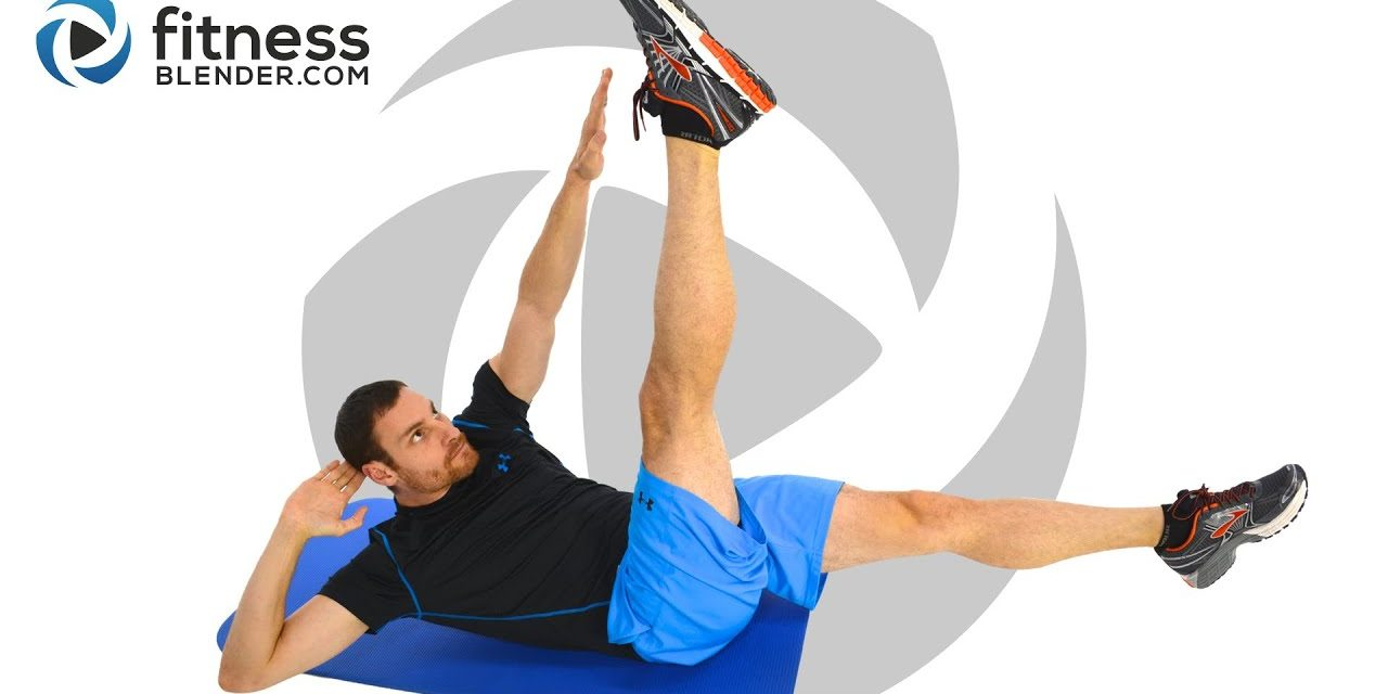 33 Minutes Abs Workout